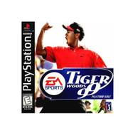 Tiger Woods '99 PGA Tour For PlayStation 1 PS1 Golf - EE666239