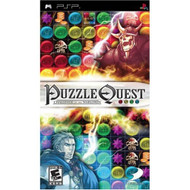 Puzzle Quest: Challenge Of The Warlords Sony For PSP UMD - EE666288