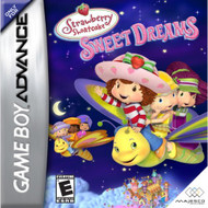 Strawberry Shortcake Sweet Dreams Game Boy Advance For GBA Gameboy - EE666319