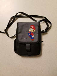 ALS Industries Mario Deluxe Game Traveler Bag With Strap Multi-Color - DD666390
