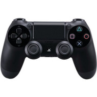 Sony OEM Dualshock 4 Wireless Controller For PlayStation 4 Jet Black - ZZ666551
