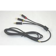 OEM Official Microsoft Xbox 360 E Composite AV Cable RCA X864963-002 - ZZ666554