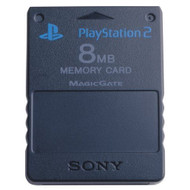 Sony PlayStation 2 Memory Card 8MB - ZZ30635