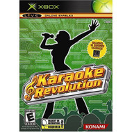 Karaoke Revolution Xbox For Xbox Original RPG With Manual And Case - EE666686