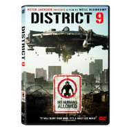 District 9 Single-Disc Edition On DVD with Sharlto Copley - DD666746