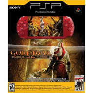 PlayStation Portable Limited Edition God Of War Chains Of Olympus PSP  - ZZ666893