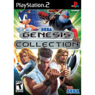 Sega Genesis Collection For PlayStation 2 PS2 - EE667313