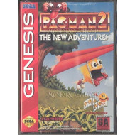 Pac Man 2: The New Adventures For Sega Genesis Vintage - EE667336