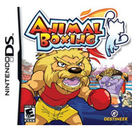 Animal Boxing For Nintendo DS DSi 3DS 2DS With Manual and Case - EE667425
