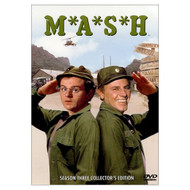 M*a*s*h Season Three Edition On DVD With Alan Alda 3 Comedy - EE667499