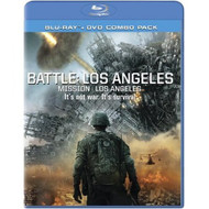 Battle: Los Angeles Blu Ray/dvd Combo Pack Blu-Ray Blu-Ray 2011 Ne-Yo - EE667564