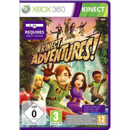 Kinect Adventures! Kinect With Manual and Case - ZZ667609