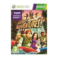 Kinect Adventures With Manual and Case - ZZ667612