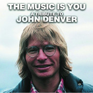 Music Is You: Tribute To John Denver On Vinyl Record LP - EE667863