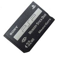 32MB Sony Memory Stick Duo - ZZ667880