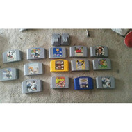 N64 System Controller Hookups And Super Mario 64 - ZZ667982