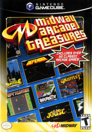 Midway Arcade Treasures For GameCube - EE668149