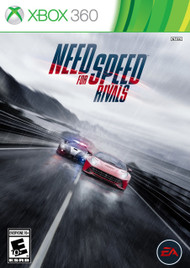 Need For Speed Rivals For Xbox 360 Racing With Manual And Case - EE668227