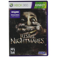 Rise Of Nightmares For Xbox 360 With Manual And Case - EE668354