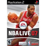 NBA Live 07 For PlayStation 2 PS2 Basketball Baseball - XX668558