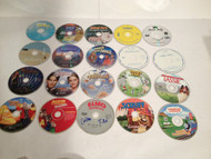 Random Lot Of Five 5X DVD Movies - ZZ668669