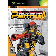 Greg Hastings' Paintball Max'd Tournament Xbox For Xbox Original With - EE668910