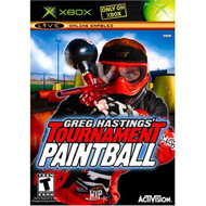 Greg Hastings' Tournament Paintball Xbox For Xbox Original With Manual - EE668952