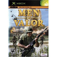 Men Of Valor Xbox For Xbox Original With Manual and Case - EE668954