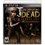 The Walking Dead: Season 2 For PlayStation 3 PS3 With Manual and Case - EE668962