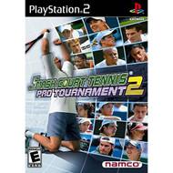 Smash Court Tennis 2 For PlayStation 2 PS2 Soccer - EE669034