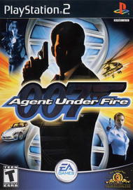 James Bond 007 Agent Under Fire For PlayStation 2 PS2 With Manual And - EE669066