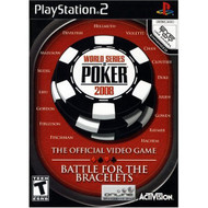 World Series Of Poker 2008: Battle For The Bracelets For PlayStation 2 - EE669179