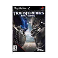 Transformers: The Game Sony PS2 For PlayStation 2 With Manual and Case - EE669188