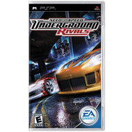 Need For Speed: Underground Rivals Sony For PSP UMD Flight With Manual - EE669206