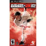 Major League Baseball 2K12 Sony For PSP UMD - EE669210