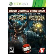 Bioshock Ultimate Rapture Edition For Xbox 360 Shooter - EE669370