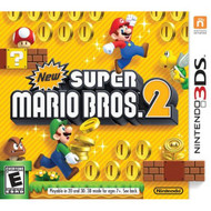 New Super Mario Bros 2 For 3DS - EE669386