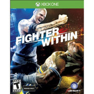 Fighter Within For Xbox One Fighting With Manual and Case - EE669580