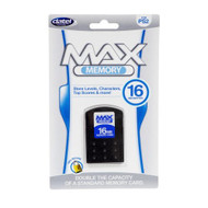 PS2 16 Meg Max Memory Card For PlayStation 2 Expansion - EE669599