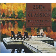 Classics For Relaxation By Classical Treasures On Audio CD Album 2014 - EE669651