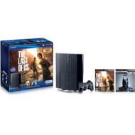 PlayStation 3 250GB The Last Of US & Batman: Arkham Origins Bundle - ZZ669686