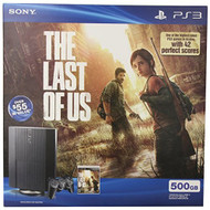 Sony PlayStation PS3 500GB The Last Of US Bundle - ZZ669687