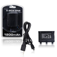 Xbox One Controller Rechargeable Battery Pack W/ USB Charging Cable - ZZ669691