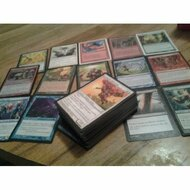 100 Random Magic The Gathering Cards - ZZ669697