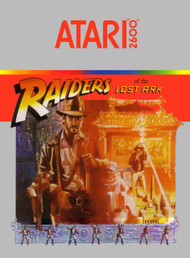 Raiders Of The Lost Ark For Atari Vintage - EE669730