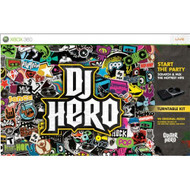 DJ Hero: Bundle With Turntable For PlayStation 3 PS3 - EE669745