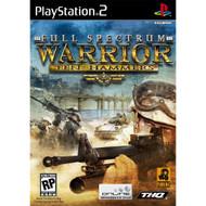 Full Spectrum Warrior Ten Hammers For PlayStation 2 PS2 10 - EE669802