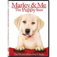 Marley & Me: The Puppy Years On DVD Children - EE669850