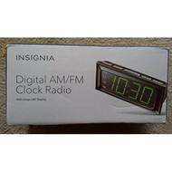 Insignia NS-CLOPP2 Digital AM/FM Dual-Alarm Clock - EE669939