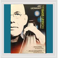 The Bass Lesson By Jay Leonhart On Audio CD Album 2016 - EE670030